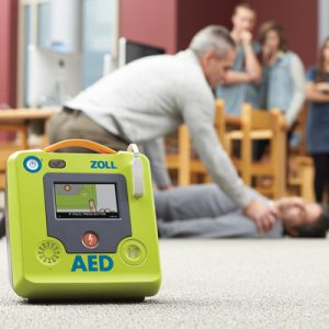 Zoll AED 3 Automated External Defibrillator