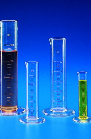 GRADUATED MEASURING CYLINDERS TPX   | 2 lt