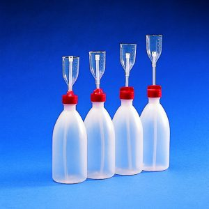 ADJUST. VOLUME DISPENSER BOTTLE PE/TPX   | 25/500 ml