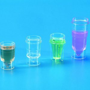 AUTO-ANALYSER (Sample) CUPS PS Technicon/Konelab Type Pkt of 1,000  | 1.5 ml