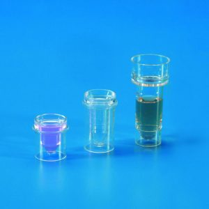 AUTO-ANALYSER (Sample) CUPS PS Centrifichem Type Pkt of 1,000  | 0.25 ml