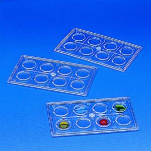 COLORIMETRIC CELL TRAY PS   | 8 place