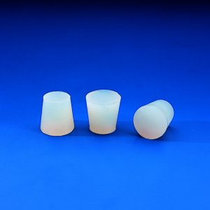 CONICAL STOPPERS Silicone   | 15 x 11 mm dia.