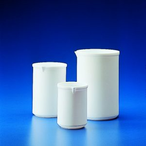 BEAKERS PTFE  54 mm dia. x 68 mm h.   | 100 ml