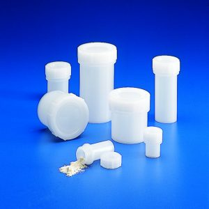 CHEMICAL CONTAINERS PE with Leakproof Screw Cap   | 60 ml