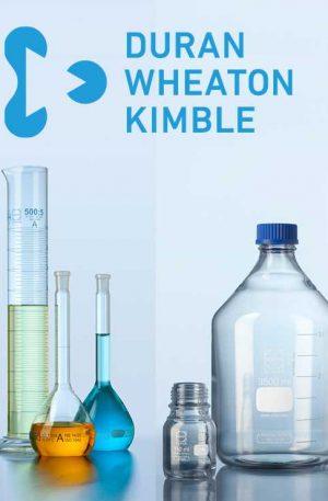DURAN® Measuring cylinder, hexagonal base, graduation, 500 ml
