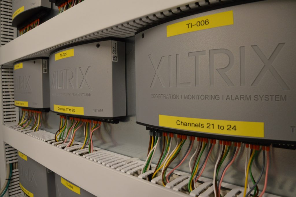 XiltriX real-time monitoring