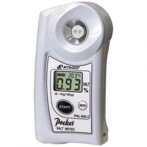 ATAGO Handheld Digital Pocket Salt Meter