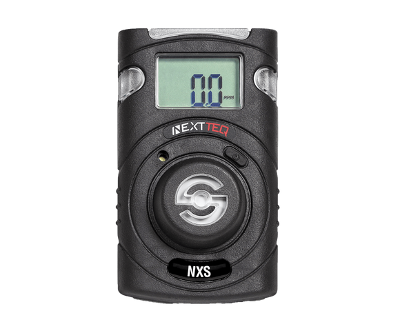 NXS series single gas disposable detectors